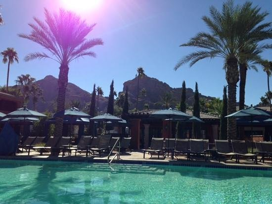 Omni Scottsdale Resort & Spa at Montelucia: adult only pool