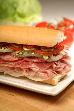 Lenny's Sub Shop: Italian