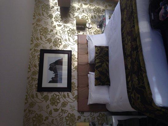 Hotel Indigo Glasgow : Very comfortable bed