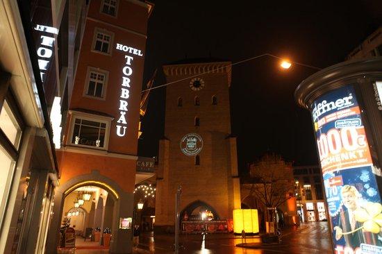 Hotel Torbrau Munchen Tripadvisor