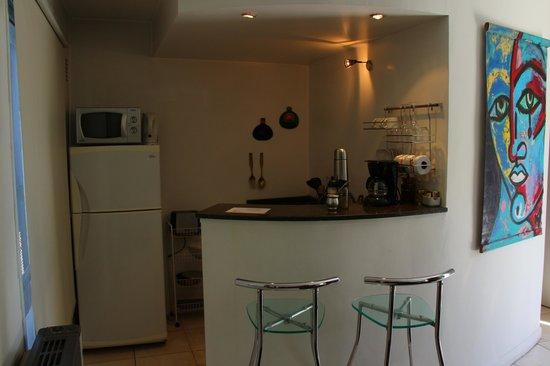 Modigliani Art & Design Suites Mendoza: kitchen
