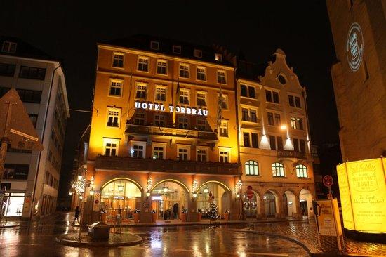 Hotel Torbrau Tal Munchen