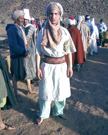 Morocco Vacation Tour: Rachid