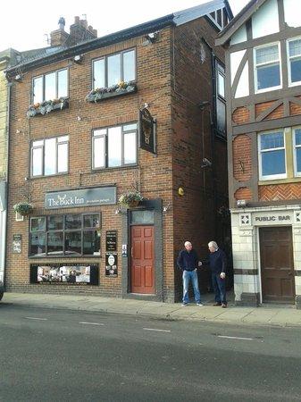 The Buck Inn: The Front