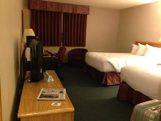 Best Western Pembroke Inn & Conference Centre : The room
