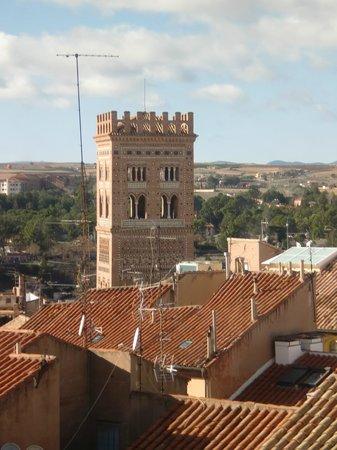 Fundacion Amantes de Teruel: vistas espectaculares