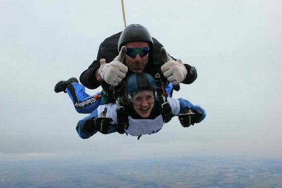 GoSkydive: Best experience of my life!