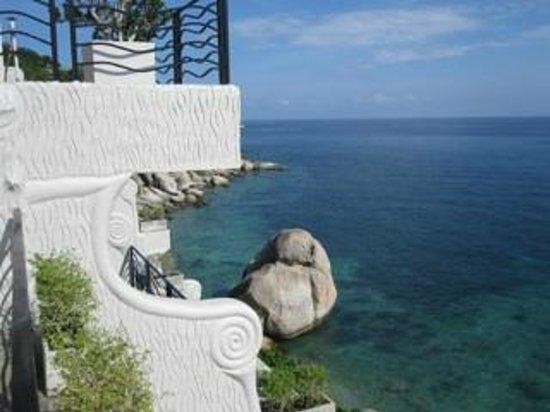 Jamahkiri Resort & Spa: beautiful views everywhere