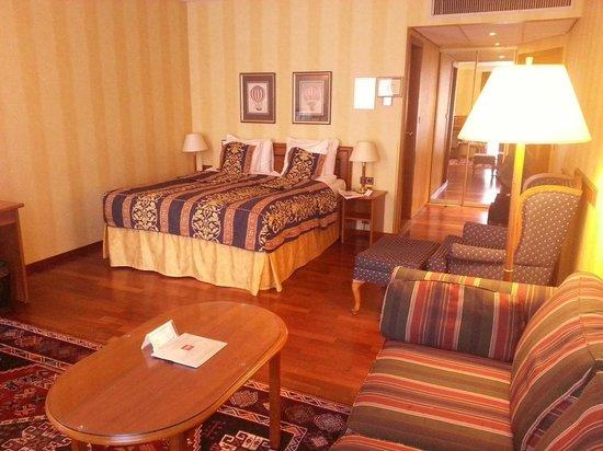 Thon Hotel Bristol Stephanie : Club Double Bedroom