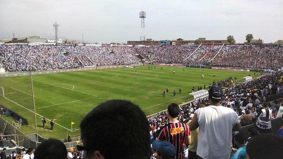Peru Football Tours: Alianza Lima vs Sporting Cristal