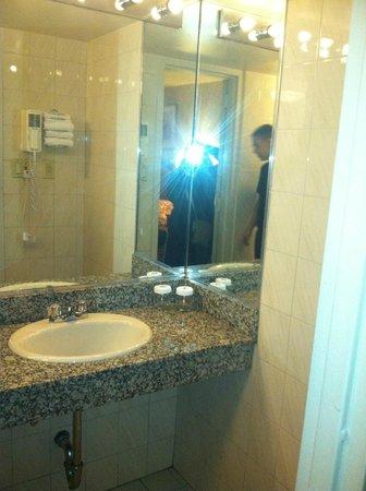 Travel Inn Hotel New York: Room 438
