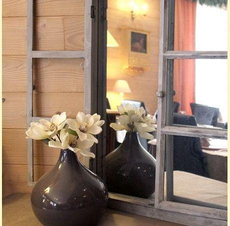 L'Aubergade: Belle décoration.