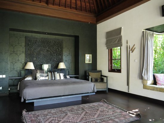 The Damai: Master Bedroom