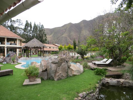 Aranwa Sacred Valley Hotel & Wellness: View from Room
