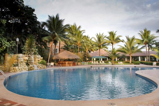 Hotel Oro Verde Machala: Piscina - Swimming Pool