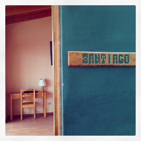 Lomas de Tzununa: Room Santiago