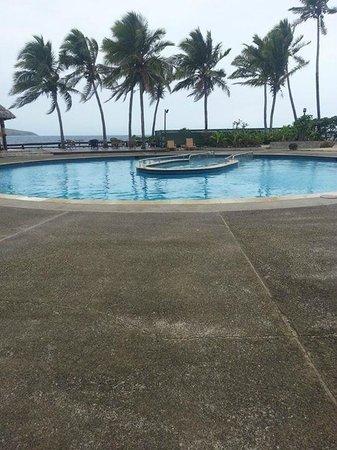 Mana Island Resort : lovely pool