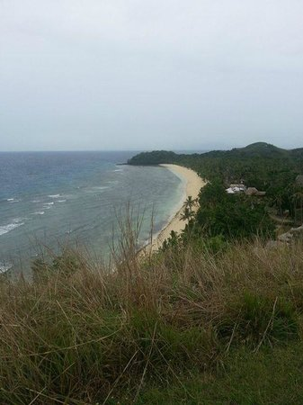 Mana Island Resort : Look out point