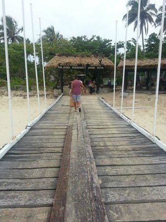 Mana Island Resort : welcome to mana island