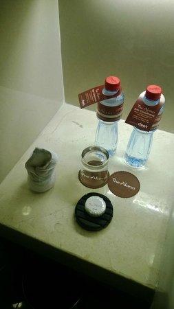 The Alana Surabaya: Mineral Water