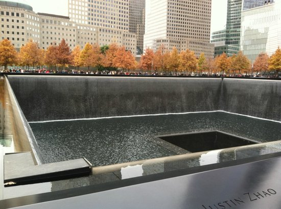 New York City Walking Tours by NYCVP : 9/11 Memorial