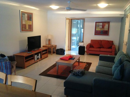 Coolum Seaside Resort: Lounge room