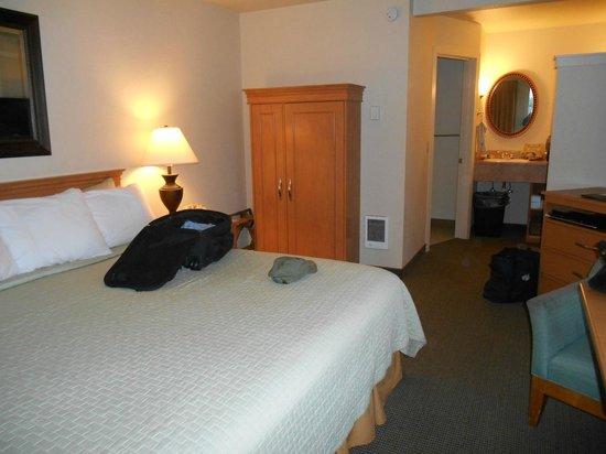 Fireside Motel: King Ocean Front Room
