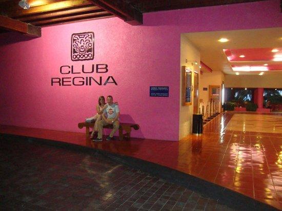 Club Regina Puerto Vallarta: Lobby
