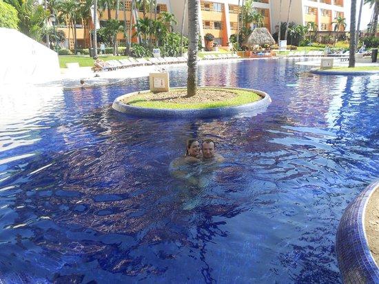 Club Regina Puerto Vallarta: Alberca