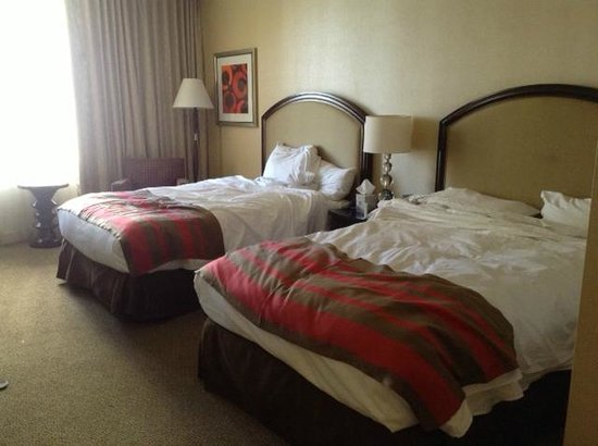 Hilton Atlanta: Comfortable beds