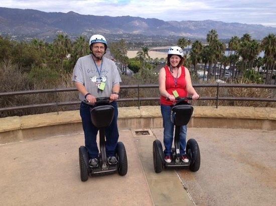 Segway of Santa Barbara: Happy Segway Riders