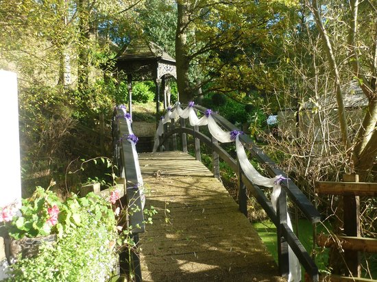Grimscote Manor Hotel: Bridge