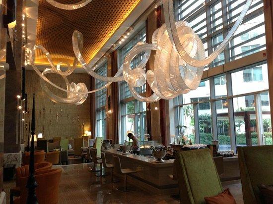 JW Marriott Hotel New Delhi Aerocity: Bar