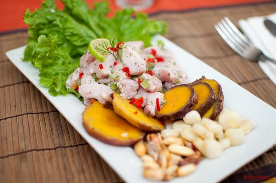 Peruvian Cooking Experience: we made Civiche