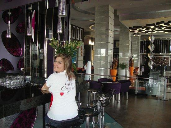 Hotel Riu Plaza Guadalajara: Bar