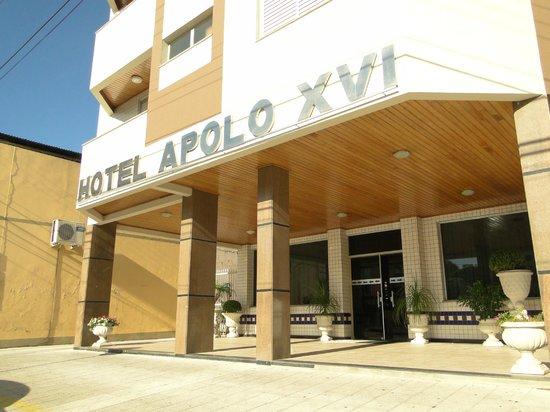 Hotel Apolo XVI: O Hotel