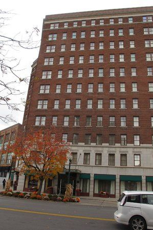 Jefferson Clinton Hotel : Hotel