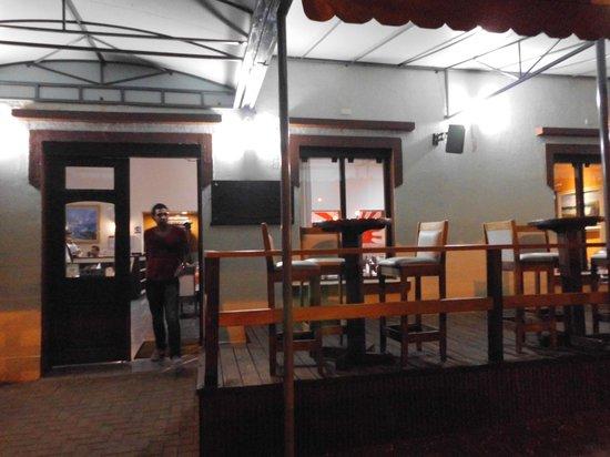 Armazém Restaurante : Entrada