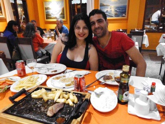 Armazem Restaurante: Jantar :-)