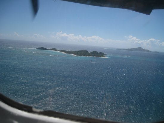 Palm Island Resort & Spa: Goodbye Palm Island....THANK YOU!