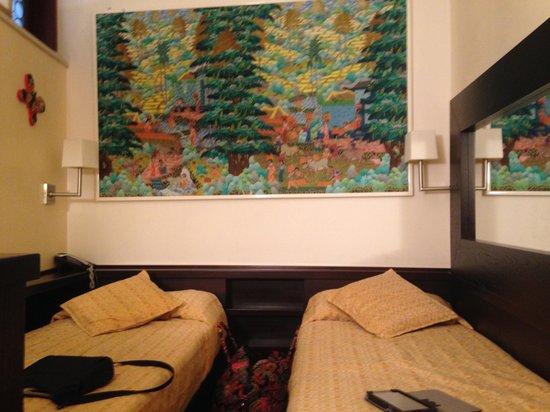 Ca' dei Dogi: Room 101, downstairs, no private balcony
