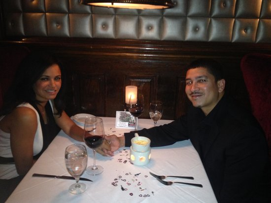 Ruth's Chris Steak House: Anniversary Dinner