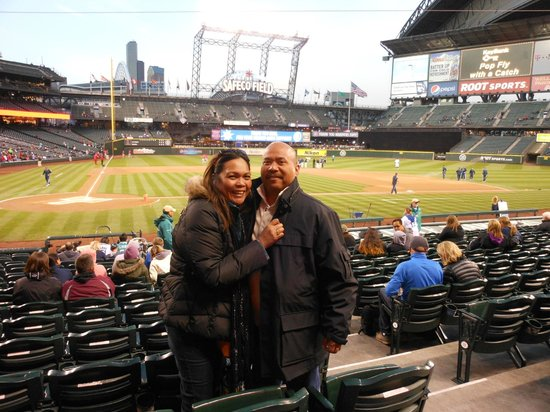 Safeco Field: What a grand time we had!