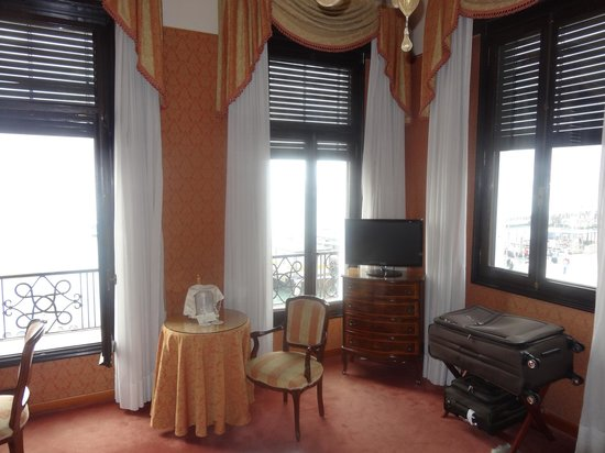 Hotel Locanda Vivaldi: Inside our room