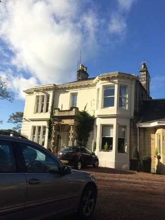 The Chestnuts Hotel : The beautiful Chestnuts Hotel