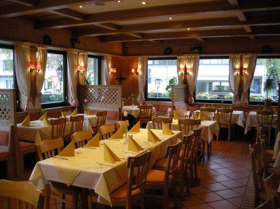 Comfort Hotel am Medienpark: Hotel restaurant