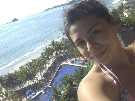 Barcelo Ixtapa: desde la habitacion