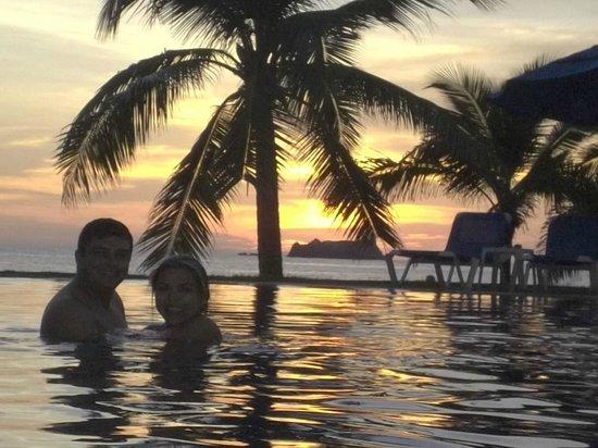 Barcelo Ixtapa: una hermosa puesta del sol