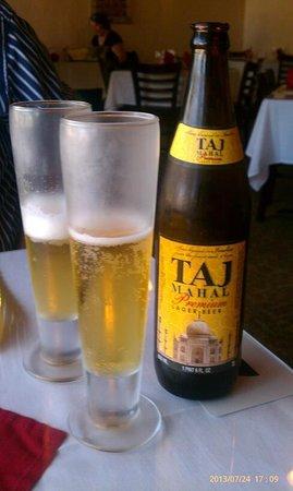 Taj Mahal: Great brew