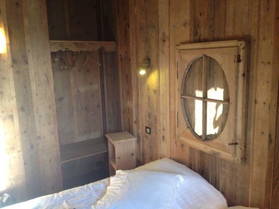 Le Velleda Hotel Restaurant : Chambre